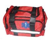 Rescuseナイロン袋のAmbulancenの防水屋外の緊急時の救急箱