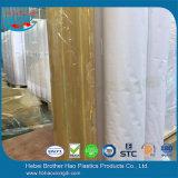 Strato liscio del PVC della radura del magazzino conveniente del rimontaggio