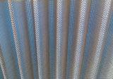 Filtro do aço inoxidável do engranzamento do metal do painel pre