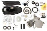 Silenziatore del bicromato di potassio del motore dell'argento del kit del motore motorizzato bicicletta brandnew della bici del ciclo del colpo 80cc 2