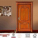 標準的な材木部屋の純木の前部出入口(GSP2-044)