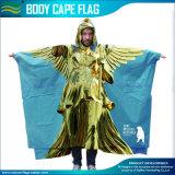 De snelle Kaap van de Vlag van het Lichaam van de Reclame van Factry van de Levering In het groot (m-NF07F02001)
