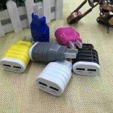 Оптовая торговля мобильный телефон 2 порт USB зарядное устройство