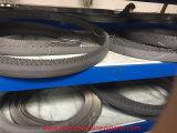 La venda de acero del cobalto de alta velocidad M42 vio la lámina