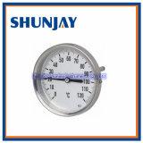 Термометр промышленной нержавеющей стали биметаллический/датчик температуры