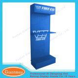 Vierecks-Vorsatz-Metalleinzelhandelsgeschäft-Energien-Hilfsmittel-Ausstellungsstand