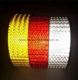 Honig-Kamm-Kristall Belüftung-reflektierendes warnendes Sicherheits-Band