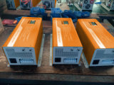 純粋な正弦波6000Wの出力が付いている壁に取り付けられた50Hz/60Hz太陽電池パネル力インバーター