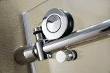 10mm de espessura gabinetes de chuveiro em vidro Painel de duche de banho de chuveiro de vapor Banheira Acessórios misturador de vidro porta de vidro chuveiro Enclosure