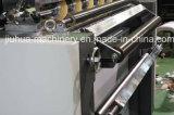 Lamineur thermique à grande vitesse de film avec le couteau à chaînes