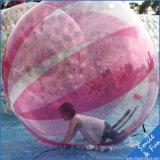 Sommer-heißer Verkaufs-aufblasbare Wasser-Kugel für Rollen-Weg
