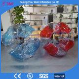 Juego inflable de la bola de Zorb de la carrocería colorida del PVC y de TPU