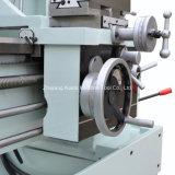 Macchina di giro C6140 del tornio del metallo manuale della base di spacco