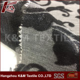 服のための浮彫りにされたジャカード55%ポリエステル45%綿のブレンドファブリック