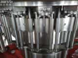 Máquina de rellenar chispeante de la bebida de la soda de la botella automática del animal doméstico