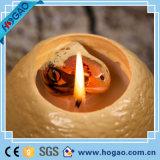 Candela del dinosauro che cova la candela creativa della candela del dinosauro