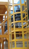 FRPの手すりまたは建築材料またはガラス繊維の梯子のホーム梯子