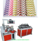 Máquina de hacer la paja de papel para beber la paja