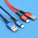 5V/2.1A La foudre de données USB Câble de chargeur accessoire de téléphone mobile