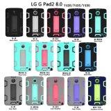 Mobile Pad Tablet Protector Cover Case Defense pour LG G Pad2 8.0 V498 V495 V496