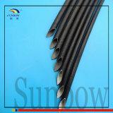 Sunbow 6 мм силиконового герметика из стекловолокна оболочки черный