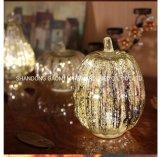 Candela della decorazione del LED, candela del LED in vaso di vetro