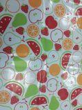 연약한 PVC 플라스틱 상보 인쇄된 필름 장 장식적인 테이블 피복
