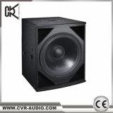 AudioApparatuur van het Systeem van de Spreker van de Monitor van het stadium de Actieve voor Banden/Partij/Conferentie