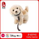 Brinquedo macio feito sob encomenda do luxuoso do cão dos animais enchidos
