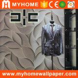 Guangzhou Intérieur intérieur PVC 3D Fond d'écran Décoration intérieure