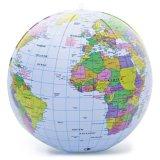 PVC 40cmニースの印刷の調査のための膨脹可能な地球の球