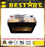 12V80ah de verzegelde Elektrische Batterij van Bci van de Batterij van de Auto van het Onderhoud Vrije 94r