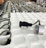 Luz branca dos bulbos 3800lm do farol do diodo emissor de luz do melhor preço 36W S6 H7 auto