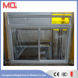 PVC 큰 유리제 Windows