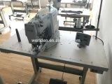 Barra de alta velocidad del mecanismo impulsor directo de Wd 430d que clava la máquina de coser del botón con tachuelas industrial