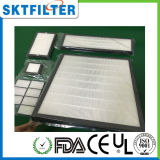 Filter der Diffirent Form-HEPA