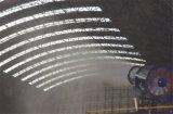 Azotea de acero de la bóveda del edificio de la construcción de los almacenajes del carbón del marco del espacio