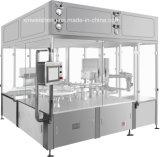 Máquina de rellenar del tornillo de alta velocidad de los antibióticos Kfj-200 para farmacéutico