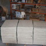Vendita di marmo beige della fabbrica delle mattonelle di pavimento della Spagna Crema Marfil
