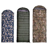 Bas Camo Mummy tactique militaire extérieure Voyage Camping Sport Grande Taille Sleepping Sac