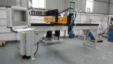 Máquina de formação de espuma elétrica do plutônio do painel de controle