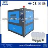 Bulbo de la PC LED de la mano que introduce automática Zg-1000 precio de la máquina del moldeo por insuflación de aire comprimido
