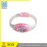 RFID gesponnene Wristbands mit Chipkarte