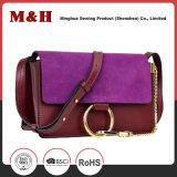 Les femmes en cuir de haute qualité authentique sac à bandoulière à main