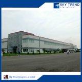 Tremor de construção do layout da fábrica de EPS Flat Pack modulares