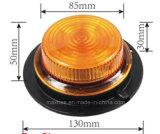 磁気ベースが付いている控えめな回転式警告LEDの合図の光
