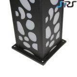 Lâmpadas de gramado com energia solar OEM Lâmpada de sensor de inserção de solo em aço inoxidável com Ce e RoHS