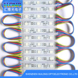 5050 DC12V 0.72W IP65 Seven-Color RGB LED Module