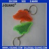 Цепь Ce отражательная ключевая, обочина отражательное Keychain (JG-T-30)