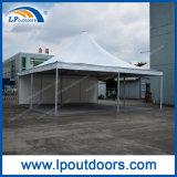 tende Mixed della tenda foranea del Pagoda di cerimonia nuziale del lusso di 9X9m per l'evento